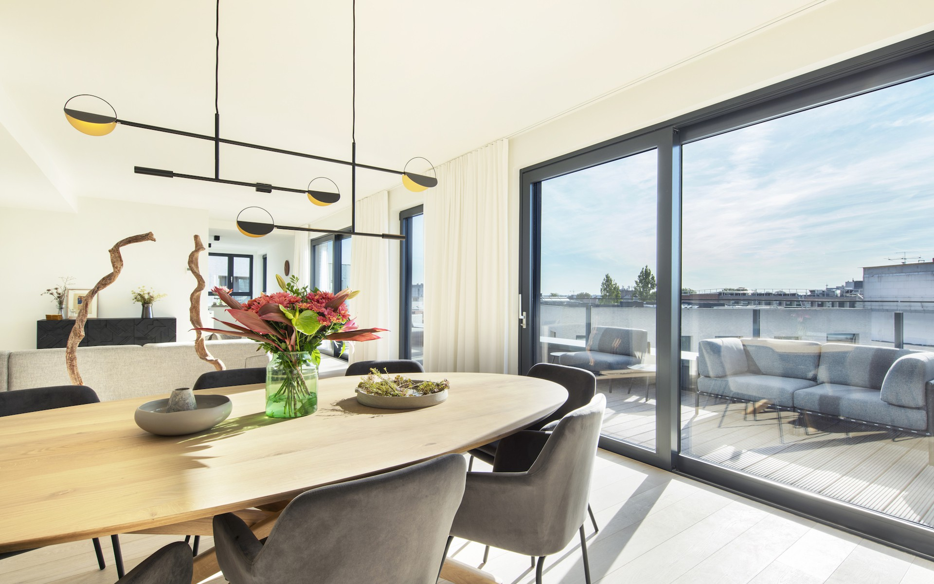 The Ernest II Brussels Penthouses - 2
