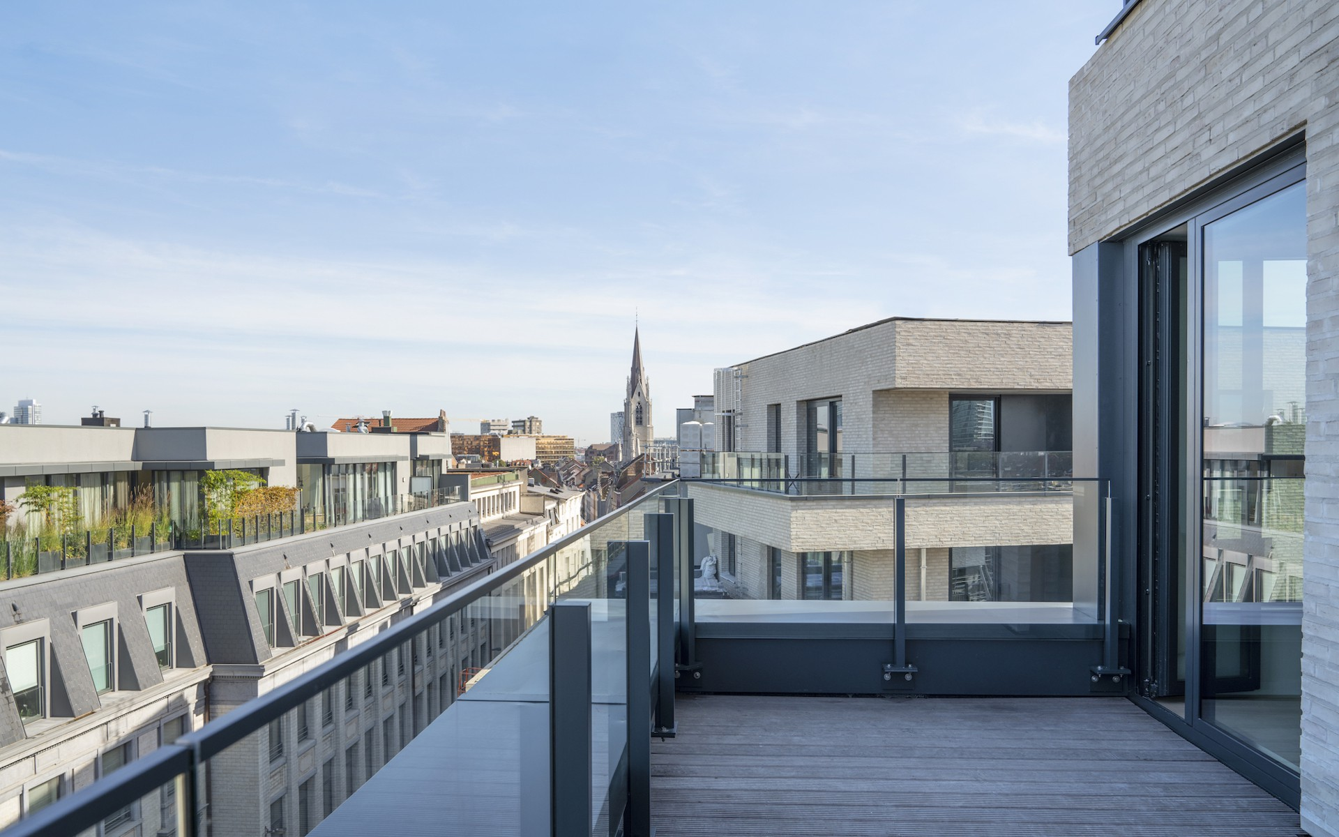 The Ernest II Brussels Penthouses - 6