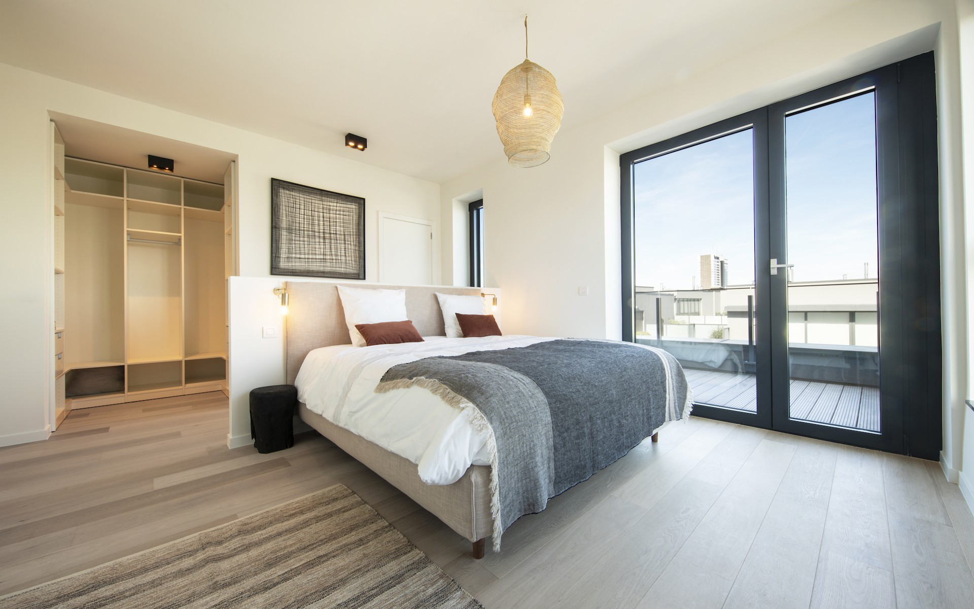 The Ernest II Brussels Penthouses - 7