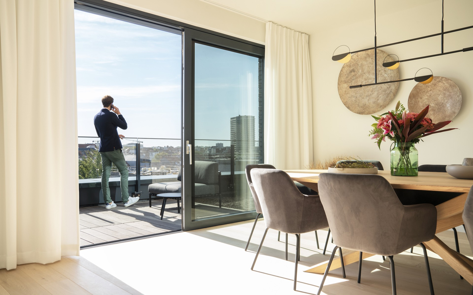 The Ernest II Brussels Penthouses - 9