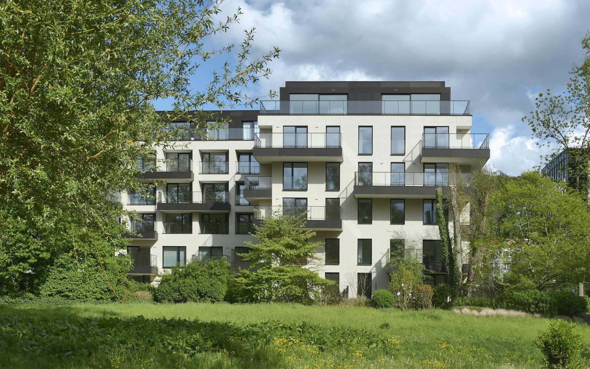 Parc Seny Brussels Penthouses - 0