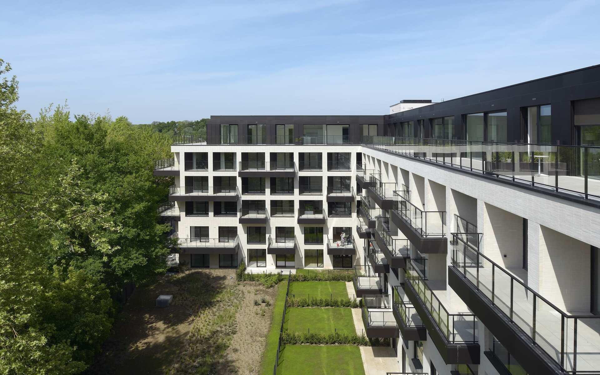 Parc Seny Brussels Penthouses - 1