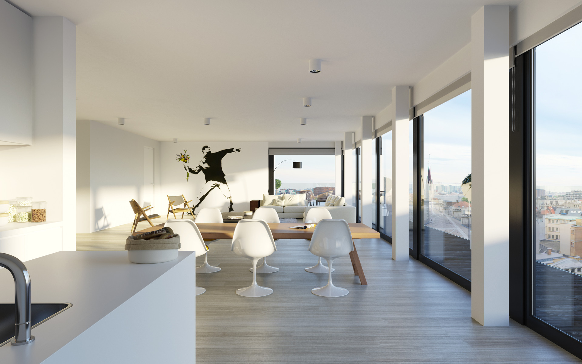 Parc Seny Brussels Penthouses - 3