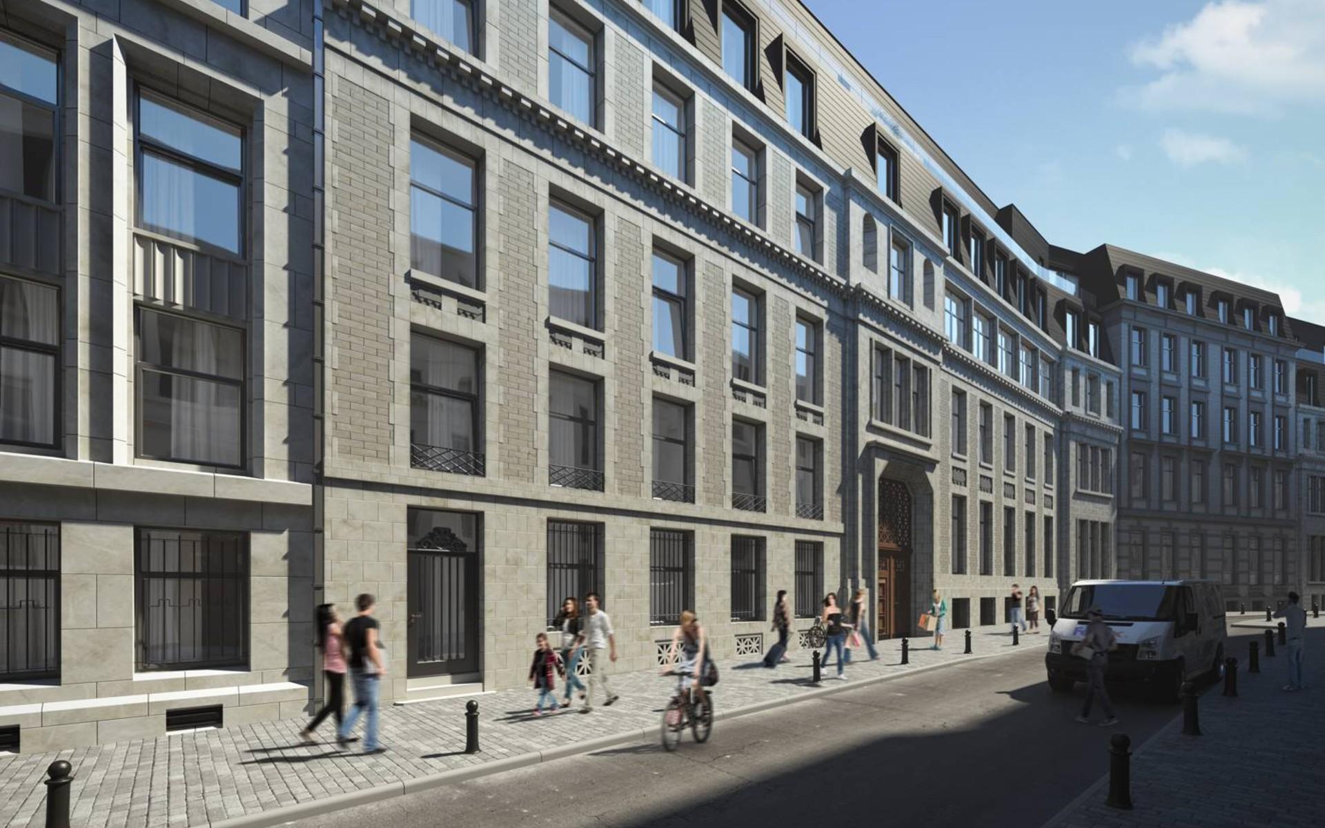 Parc Seny Brussels Penthouses - 5