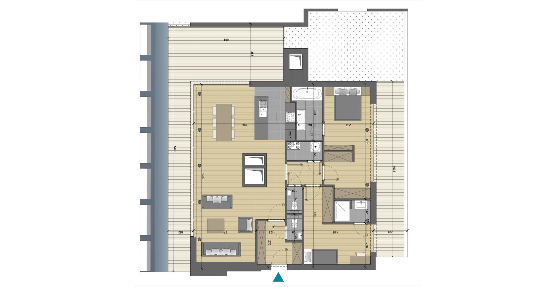 Plan Parc Seny